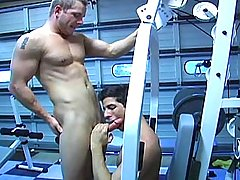 The two guys swap blowjobs before they unload their balls!